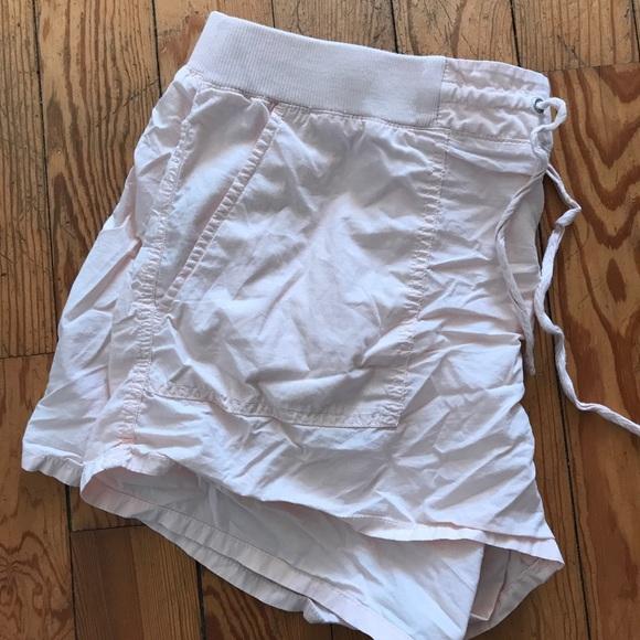 Lou & Grey Pants - Pale pink Lou & Grey cotton shorts